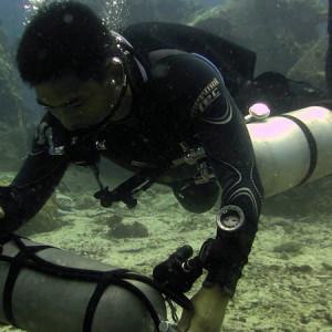 10. TDI Sidemount Instructor