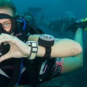 6. Master scuba Diver Trainer Internship