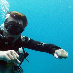 9. PADI Sidemount Instructor